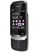 Nokia C2-06 leírás adatok