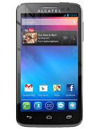 Alcatel One Touch X Pop leírás adatok
