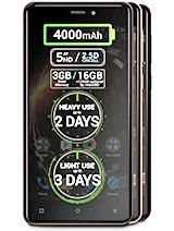 Allview P9 Energy mini leírás adatok