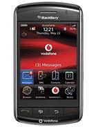 BlackBerry 9500 Storm leírás adatok