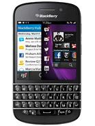 BlackBerry Q10 leírás adatok