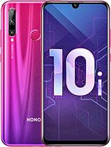 Honor 10i leírás adatok