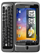 HTC Desire Z leírás adatok