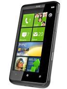 HTC HD7 leírás adatok