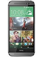 HTC One M8 dual leírás adatok