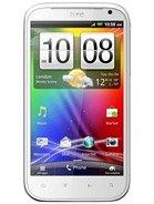 HTC Sensation XL leírás adatok