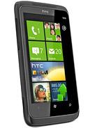HTC 7 Trophy leírás adatok