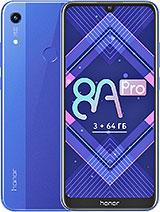 Honor 8A Pro leírás adatok