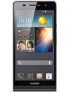 Huawei Ascend P6 leírás adatok
