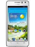 Huawei Ascend G600 leírás adatok