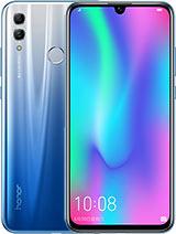 Huawei Honor 10 Lite leírás adatok