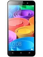 Huawei Honor 4X leírás adatok