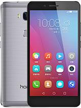 Huawei Honor 5X leírás adatok