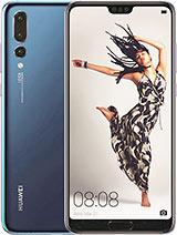 Huawei P20 Pro leírás adatok