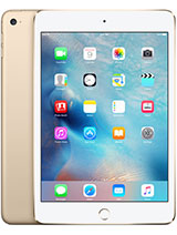 Apple iPad mini 4 leírás adatok