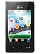 LG T375 Cookie Smart leírás adatok