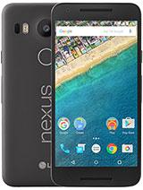 LG Nexus 5X leírás adatok