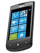 LG Optimus 7 leírás adatok