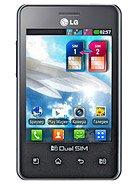 LG Optimus L3 Dual E405 leírás adatok
