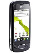 LG Optimus One P500 leírás adatok