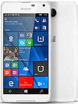 Microsoft Lumia 650 leírás adatok