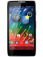 Motorola RAZR HD XT925 leírás adatok