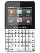 Motorola EX119 leírás adatok