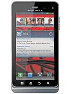 Motorola Milestone 3 leírás adatok