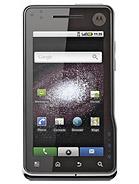Motorola MILESTONE XT720 leírás adatok