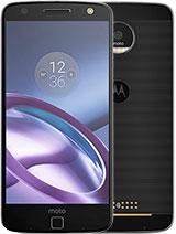 Motorola Moto Z leírás adatok