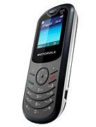 Motorola WX180 leírás adatok