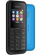 Nokia 105 (2015) leírás adatok