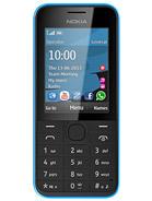 Nokia Asha 208 leírás adatok