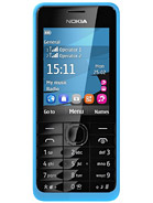 Nokia 301 leírás adatok