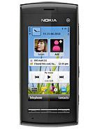 Nokia 5250 leírás adatok