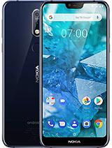 Nokia 7.1 leírás adatok