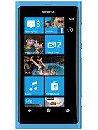 Nokia Lumia 800 leírás adatok