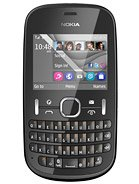 Nokia Asha 200 leírás adatok