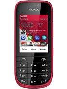 Nokia Asha 203 leírás adatok