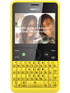 Nokia Asha 210 leírás adatok