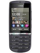 Nokia Asha 300 leírás adatok