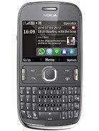 Nokia Asha 302 leírás adatok