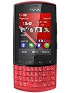 Nokia Asha 303 leírás adatok