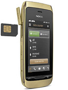 Nokia Asha 308 leírás adatok