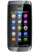 Nokia Asha 309 leírás adatok
