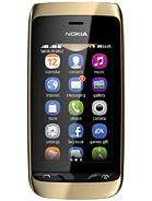 Nokia Asha 310 leírás adatok