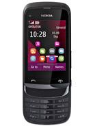 Nokia C2-02 leírás adatok