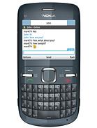Nokia C3-00 leírás adatok