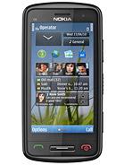 Nokia C6-01 leírás adatok
