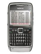 Nokia E71 leírás adatok